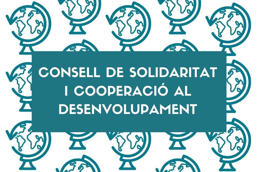 Consell de Solidaritat i Cooperació al Desenvolupament