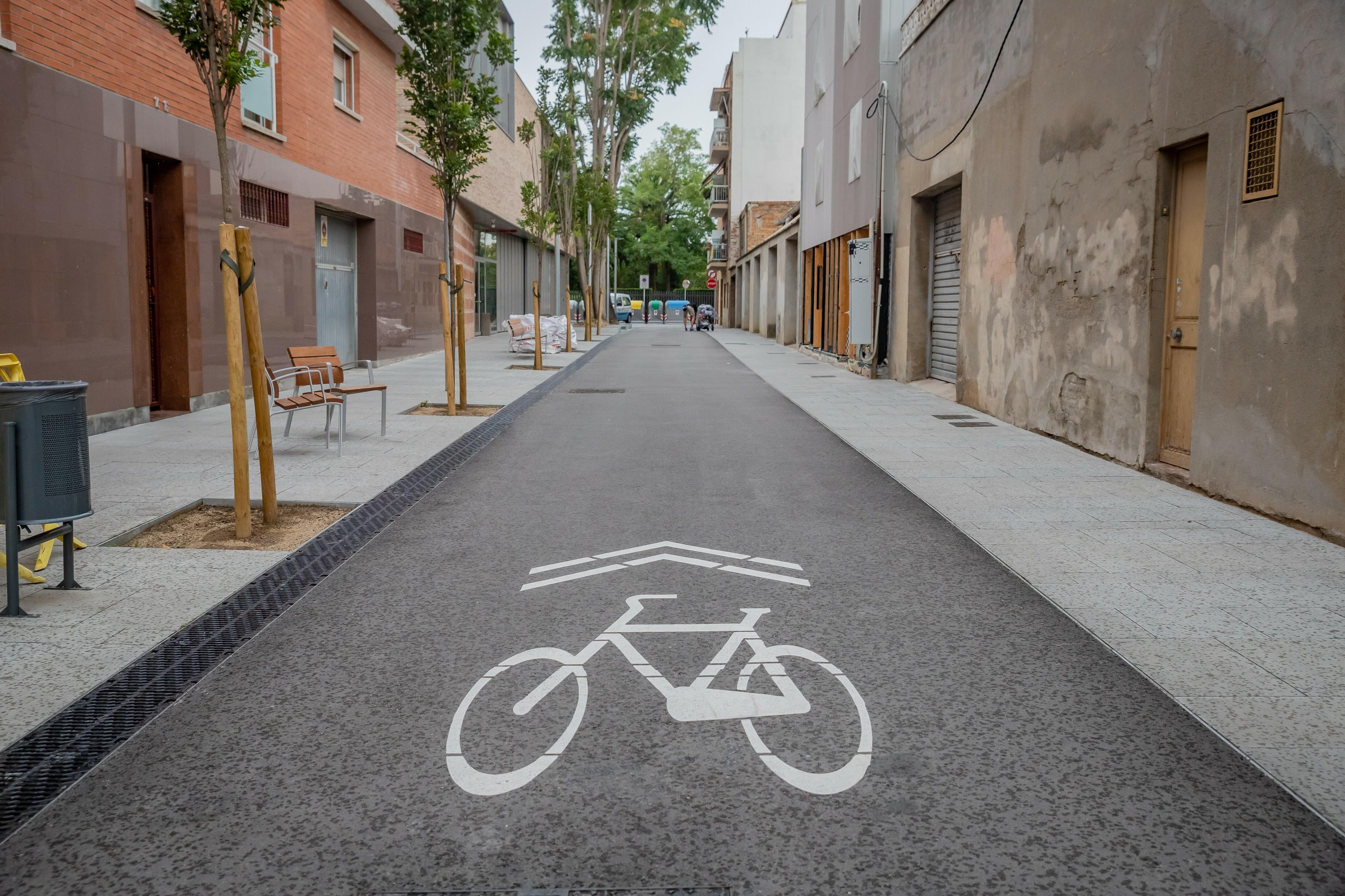 27. Senyalitzar els bicicarrers