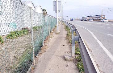 Millorar el camí al Mercat de les Flors de Vilassar