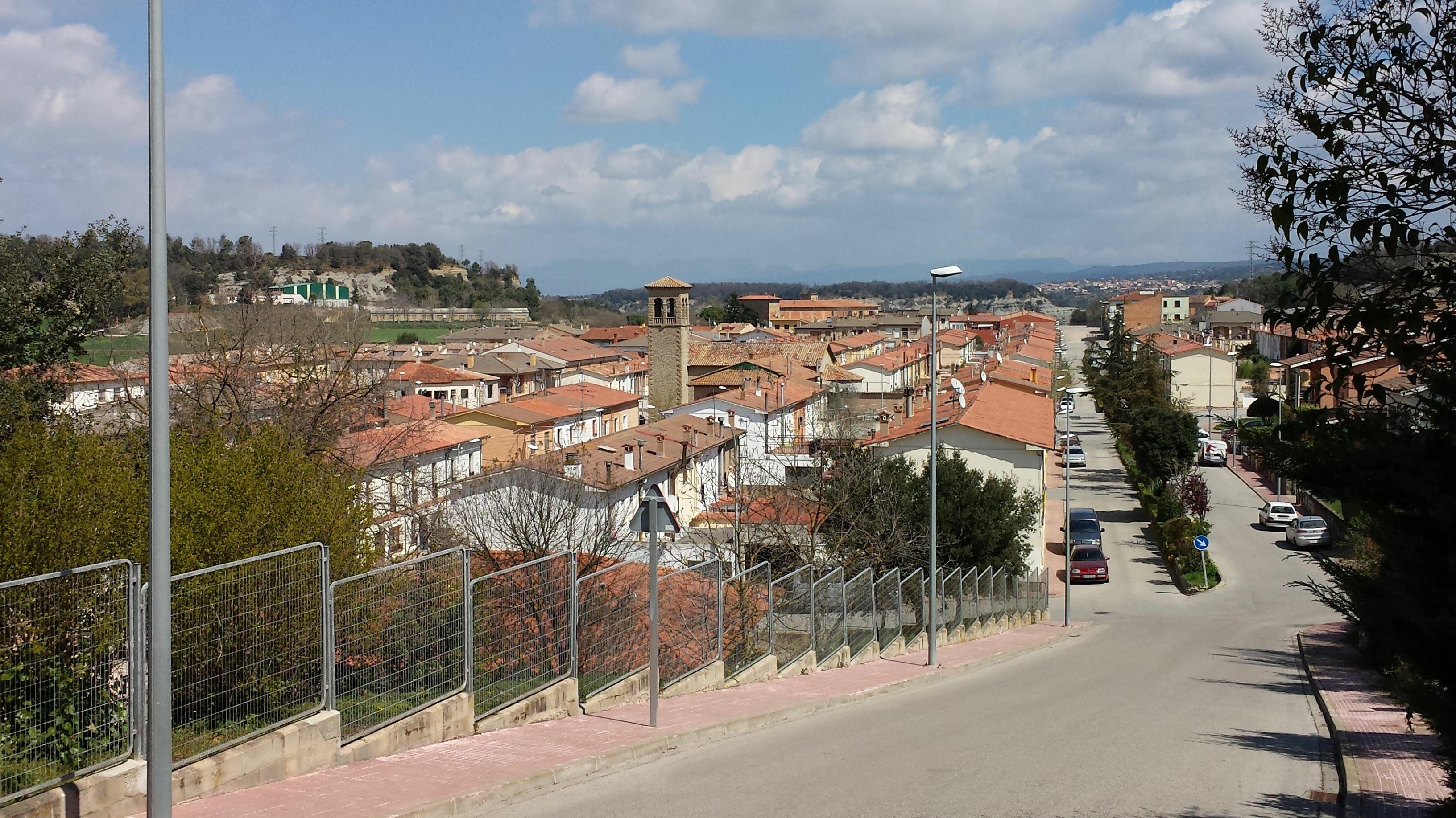 Itinerari verd Plaça Sardà- Escoles-Plaça Església (Tram 2)