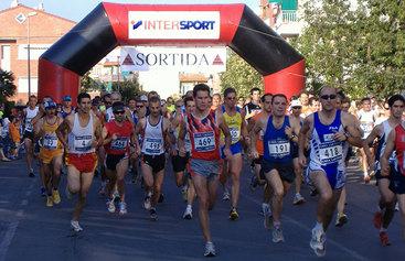 Organitzar una cursa popular d'hivern de 5-10 km