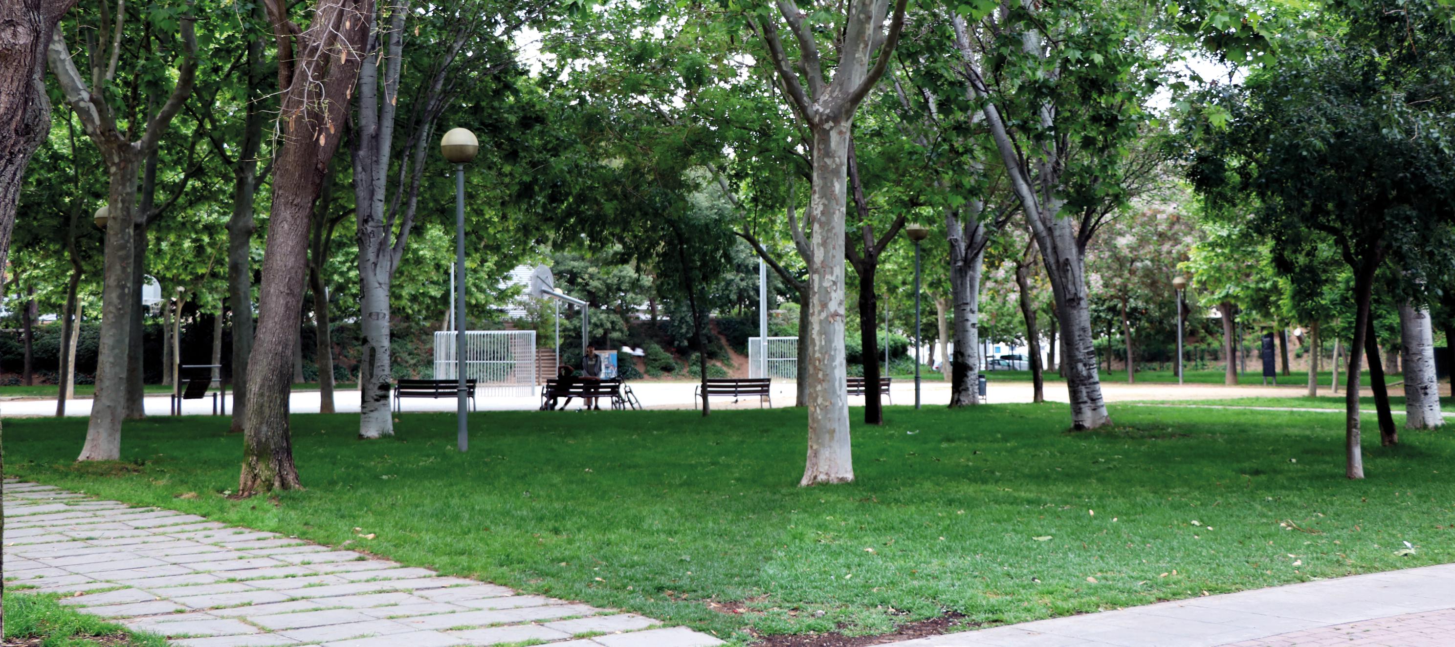 Millora de la il·luminació del Parc Popular