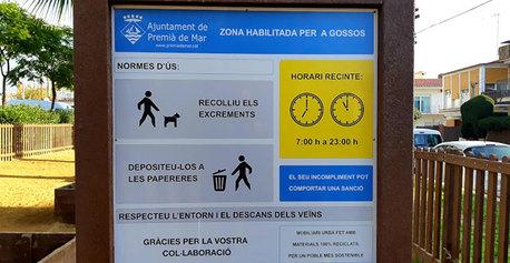 Impulsar una campanya de conscienciació i incrementar la vigilància i les sancions per a la recollida d'excrements de gossos