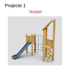 "Projecte 1 - ""Kasai"""