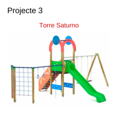Projecte 3 - Torre Saturno