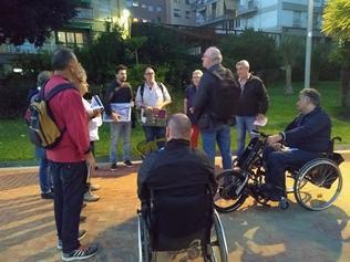 Imatges de la trobada del dia 16 d'octubre