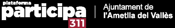 Logo oficial de L'Ametlla del Vallès