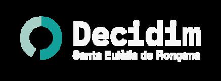 Logo oficial de Decidim Santa Eulàlia de Ronçana
