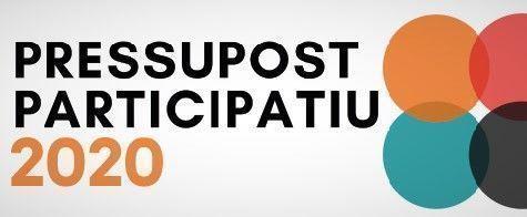 Pressupostos participatius 2020