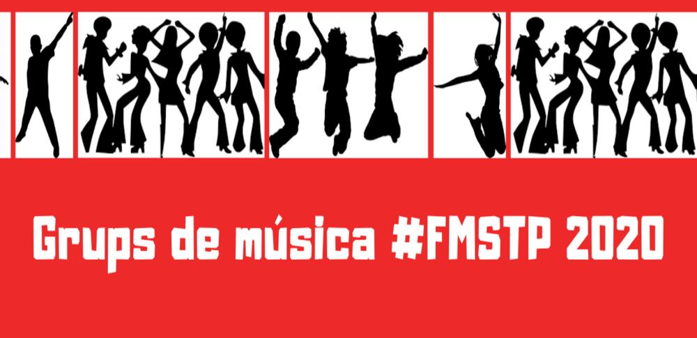 Ajuda'ns a triar els grups de música de la FM 2020