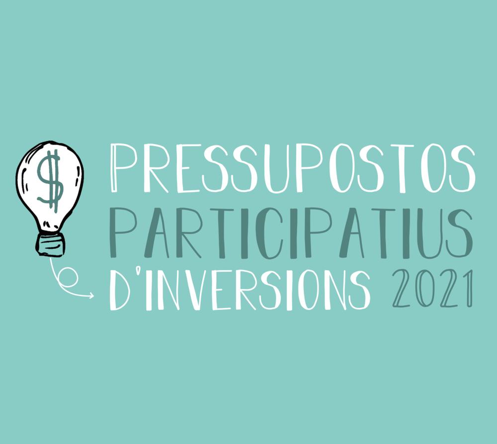 Pressupost participatiu d'inversions