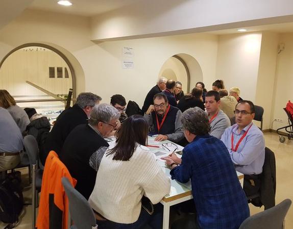 Procés participatiu per debatre el Pla d'Actuació Municipal 2020-2023
