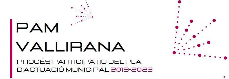 Pla d'Actuació Municipal 2019 - 2023