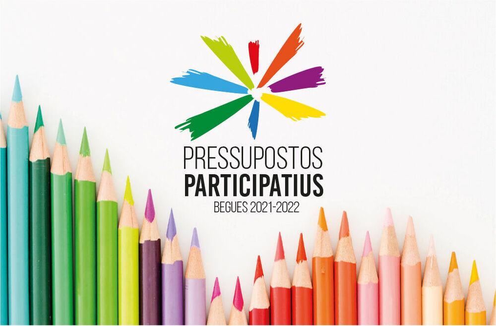 PRESSUPOSTOS PARTICIPATIUS BEGUES 2021-2022