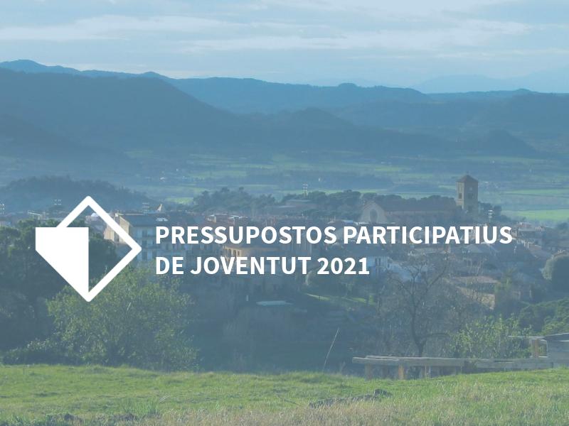 Pressupostos participatius de joventut 2021