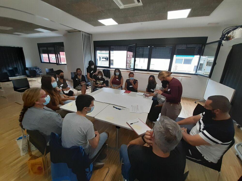 Procès participatiu per l'elaboració del Pla Local d'Acció Comunitària Inclusiva.
