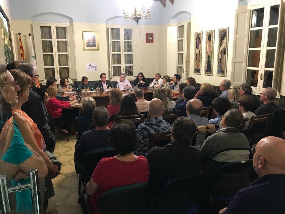 Audiències públiques prèvies als Plens
